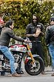 keanu reeves runs into eric dane 30