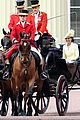 kate middleton prince william at trooping the colour with kids 03
