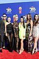 colton underwood cassie randolph kiss mtv movie tv awards 11