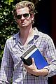 andrew garfield picks up food in la 03
