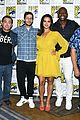 andy samberg melissa fumero brooklyn nine nine comic con 02