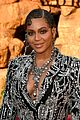 beyonce brings daughter blue ivy to the lion king premiere 02