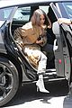 kim and khloe kardashian visit art supply store in la 02