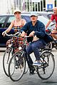 katy perry orlando bloom bike ride in france 01