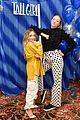 sabrina carpenter pops in yellow at tall girl photo call 05