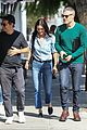 courteney cox rocks denim on denim while out with friends 05