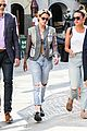 kristen stewart enjoys a day out during the venice film festival 04