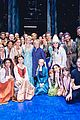 hillary clinton spends the afternoon at frozen performance on broadway 02
