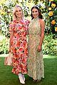 Photo 8 of Lea Michele & Becca Tobin Double Date at Veuve Clicquot Polo Classic