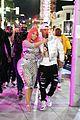 nicki minaj celebrates new fendi prints on collaboration with kenneth petty 07