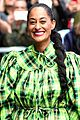 tracee ellis ross wears glam outfit on bike ride 01