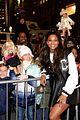 ciara brings daughter sienna to american girl window reveal party 07