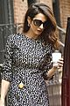 amal clooney heads to work at columbia law school 02