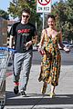 evan peters halsey step out on date 07