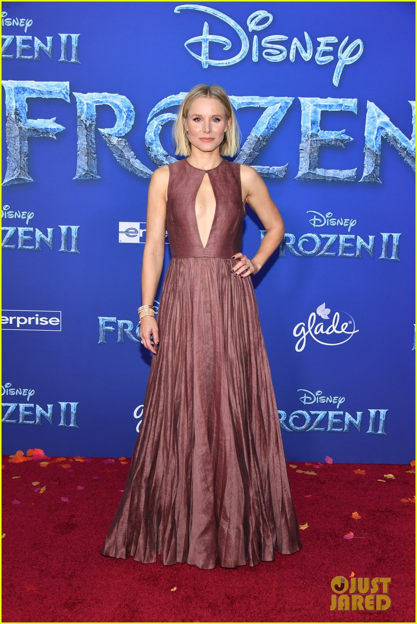 Kristen Bell & Idina Menzel - 'Frozen 2' Premiere L.A  Kristen Bell & ...