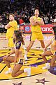 rob gronkowski james corden lakers halftime show 01