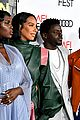 daniel kaluuya jodie turner smith queen slim premiere 11