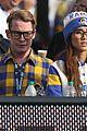 Photo 6 of Macaulay Culkin & Brenda Song Couple Up for Rams Game!