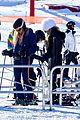 jessica simpson ashlee simpson ski trip 02