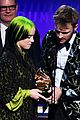 billie eilish breaks grammys record 15
