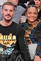 Photo 6 of Pregnant Christina Milian & Boyfriend Matt Pokora Have Date Night at Lakers Game!