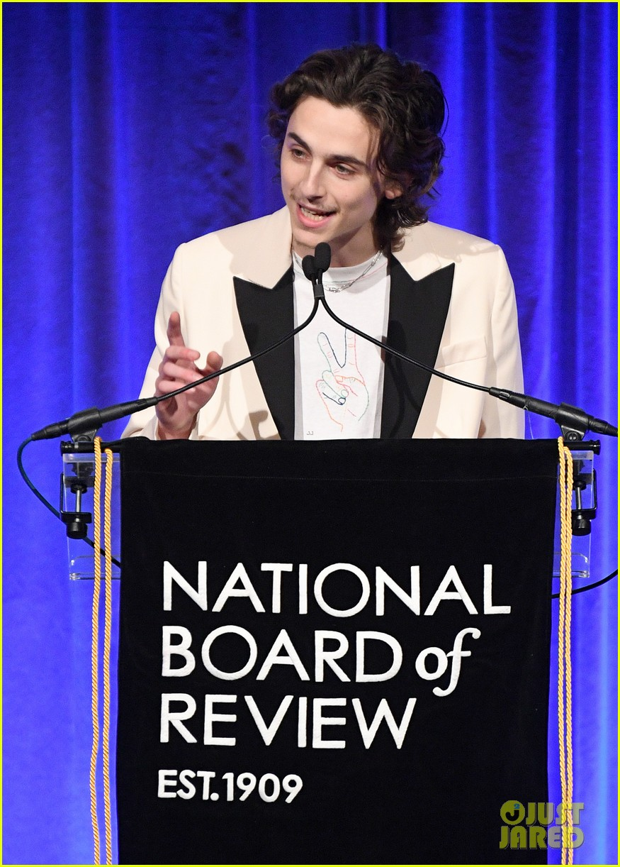 national board of review 2020