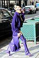 hailey bieber eight outfits in paris 09
