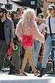 emmy rossum as angelyne set photos 33