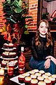 emma stone hosts her em friends magic house valentines day charity party