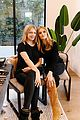 rosie huntington whiteley celebrates deserving moms with day of pampering 07