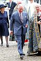 prince charles camilla duchess of cornwell join family at commonwealth day services 01