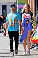 joe jonas gets handsy with sophie turner on lunch outing 07