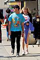 joe jonas gets handsy with sophie turner on lunch outing 11