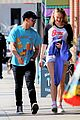 joe jonas gets handsy with sophie turner on lunch outing 27