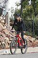 dennis quaid biking with fiancee laura savoie 03