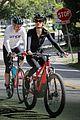 dennis quaid biking with fiancee laura savoie 19