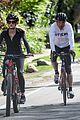 dennis quaid biking with fiancee laura savoie 23
