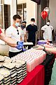 jason dohring donates meals eric trainer pics 06