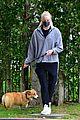 joe jonas sophie turner monday dog walk 07