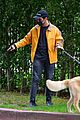joe jonas sophie turner monday dog walk 23