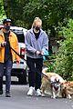 joe jonas sophie turner monday dog walk 47