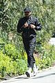 Photo 2 of Michael B. Jordan Goes On A Run In LA After His Upcoming Movie Gets New Release Date