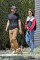 lily collins charlie mcdowell quarantine april 2020 01