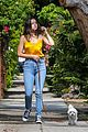 ana de armas jeans and converse on walk 19