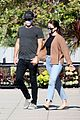sophia bush steps out with hunky guy 06