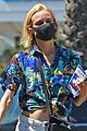 Photo 8 of Diane Kruger Bares Her Midriff During Trip to Grocery Store