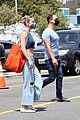 brie larson boyfriend elijah allan blitz trip to farmers market 17