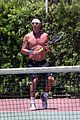 gavin rossdale goes shirtless playing tennis 50
