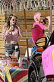 ruby rose bella thorne attend a drive by birthday party 13