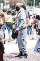common runs into chris paul at la protests 05